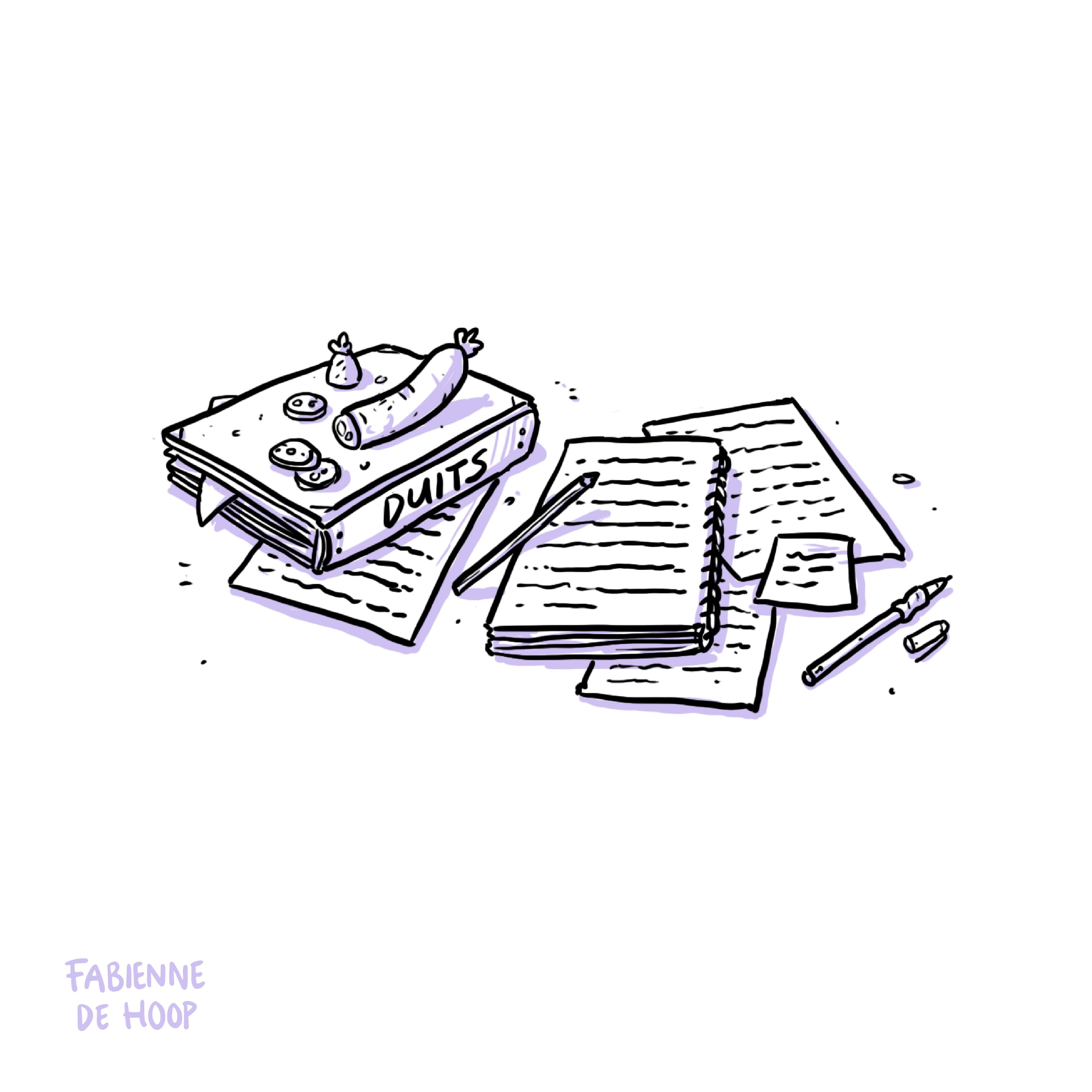 Schoolboeken Duits voor Examengevat