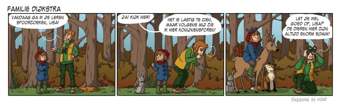 Familie Dijkstra strip 12
