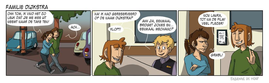 Familie Dijkstra strip 24