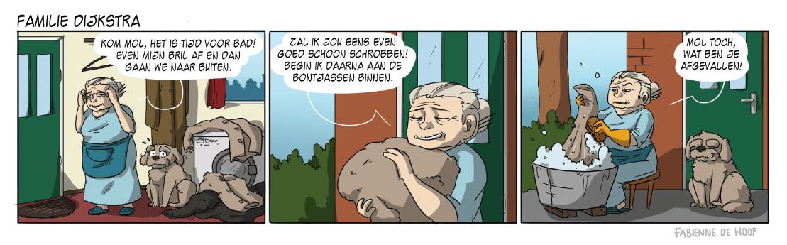 Familie Dijkstra strip 25