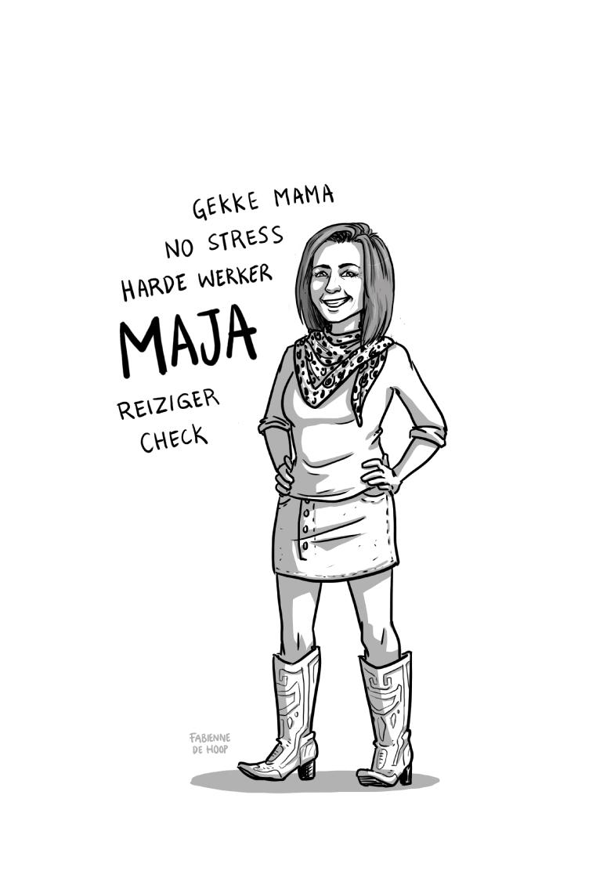 Zakelijk portret voor Maja